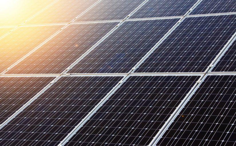 Le panneau solaire pour profiter de l'énergie verte