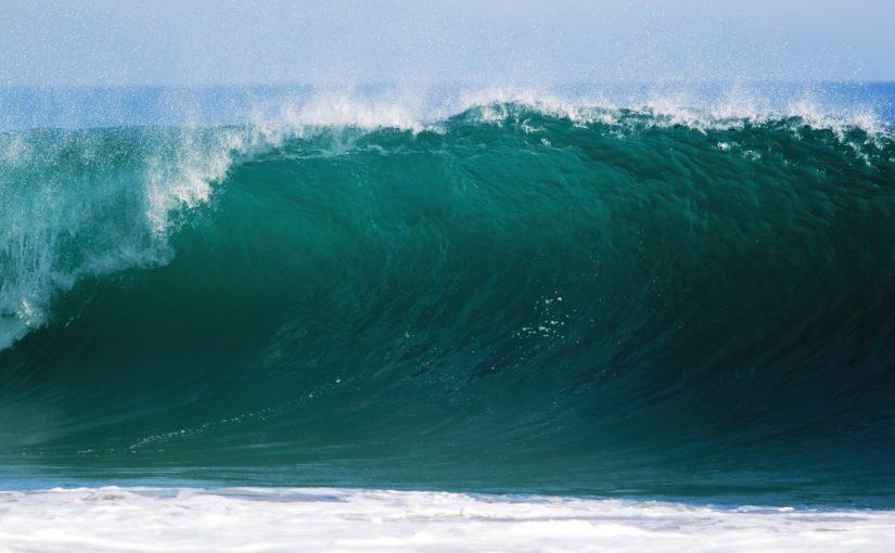 La montée du niveau des océans
